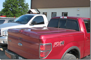 ARE solid Tonneau Cover for 2013 Ford F-150 c/w short box