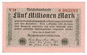Million Mark 1923