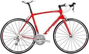 Lapierre sensium 100 52cm road bike red/white Golden Beach Caloundra Area Preview