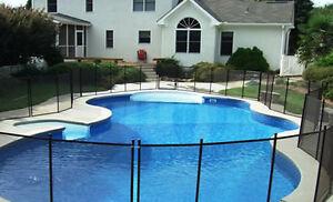 Removable pool fence #1 in the WORLD : POOL GUARD Ottawa
