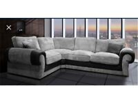 FREE FOOTSTOOL with the couch brand new