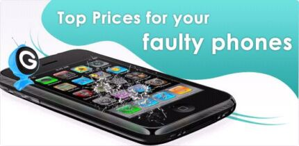 Wanted faulty phones Craigieburn Hume Area Preview