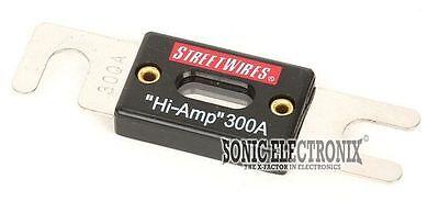 StreetWires FSANL300 Single 300 Amp Car Stereo ANL Fuse