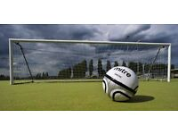 Players wanted for 7 aside football league