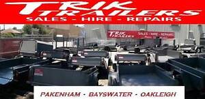 trailer sale on now, trailers from 550.00 Pakenham Cardinia Area Preview