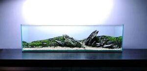 Mr Aqua BookShelf Tank LED