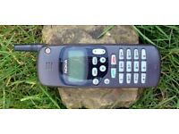 Vintage Rare NOKIA 1610 NHE-5NX Mobile Phone UNTESTED Clean Genuine