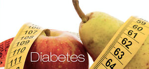 Research participants for a study on type 2 diabetes (40-70y)