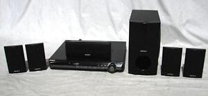 Sony DVD Player and Surround Sound System