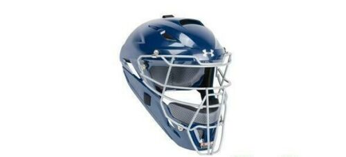 Under Armour Adult Solid Converge Catchers Helmet UAHG3-AS Navy