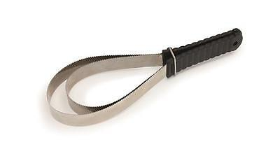 Shires Metal Sweat Scraper, / Shedding blade double sided for horse grooming. ()