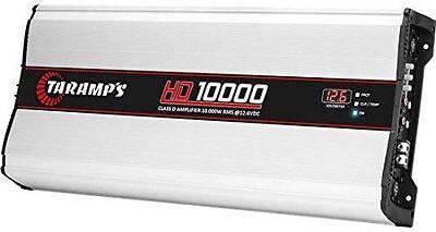 Taramps Hd10000 1 Ohm Class D Amplifier Hd100001 New