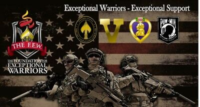 The Foundation for Exceptional Warriors