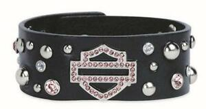 Harley Davidson Cuff Bracelet
