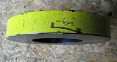Eatonweatherhead Hydraulic Hose Crimper Die Ring Yellow T-400-62
