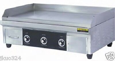 Electric 36 Flat Top Griddle Counter Top 7500 Watts 220v 3 Phase