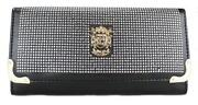 Designer Black Clutch Bag