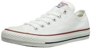 Converse-All-Star-Chuck-Taylor-White-Low-Top-Canvas-Unisex-New-In-Box-M7652