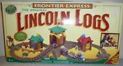 Lincoln Log Train Set