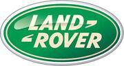 Land Rover Sticker