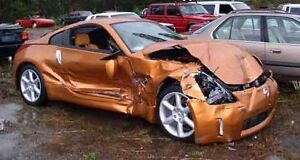 WANTED: Scrap,Dead,Old,Damaged Cars For $350-2000 416-720-9105