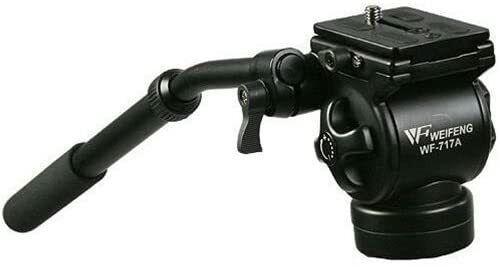 Fancier EI717A  Camera Tripod Head Pan head with handle