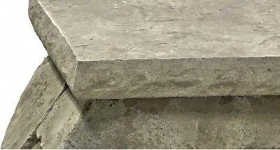 Chiseled Granite - Concrete Countertop Edge Form
