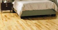 """3/4"""" Solid Canadian Made Hardwood Flooring Gorgeous Only $2.49 !"""