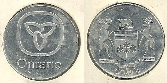Ontario Canada Token