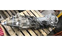 2005-2009 NISSAN NAVARA D40 2.5 DCI AUTO GEARBOX WITH 55,000 MILEAGE ONLY