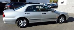 1998 Mitsubishi Magna TF Altera LS Silver 4 Speed Automatic Sedan Lilydale Yarra Ranges Preview
