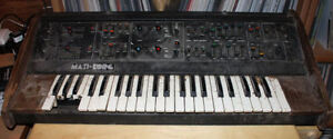 Wanted: Unused or Broken Vintage Synthesizers and Keyboards