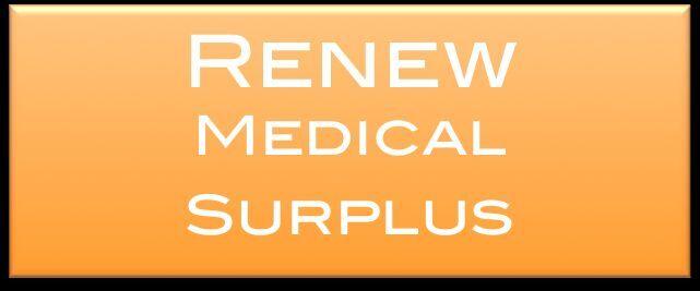 RenewMedicalSurplus