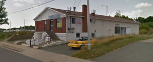 Downtown Glace Bay - Fish and Chips Shop and Commercial Spaces