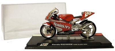 Ixo/altaya Alt38 Honda Rs 250rw 2004 - Toni Elias 1/24 Scale