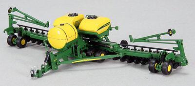 John Deere Bauer Built 24-Row Planter w/ Fertilizer Tanks 1:64 SpecCast JDM-253*
