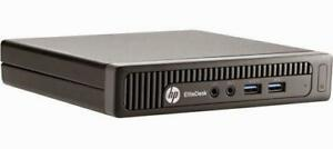 HP EliteDesk 705 G1 USDT Business PC AMD A8 PRO-7600B @ 3.1GHz R7 / 8GB RAM / 256GB SSD / Wireless N
