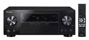 Pioneer vsx 823 receiver (5.1 channel networked)