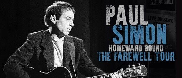 Paul Simon ticket