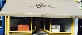 Full/Part-time Hair Stylist required for Hype - boutique Salon.