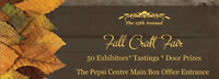 The 15th Annual Fall Craft Expo