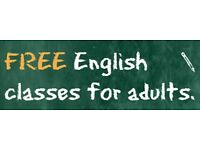 FREE ENGLISH LESSONS - FOR ADULTS