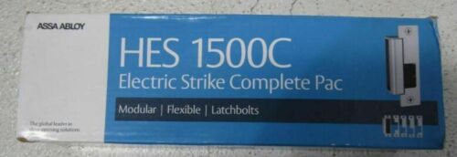 HES 1500C Series Electric Strike Complete Pac 1500C-630