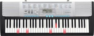 CASIO LK-220 LIGHTED KEYBOARD