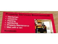 Handyman, gardener , carpenter, man with a van, property maintenance