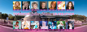 Sailor moon ticket for the celebration at science center