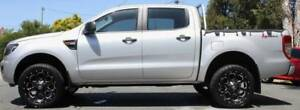 2014 FORD RANGER 2.2 TURBO DIESEL 4X2 HI RIDER REGO AND RWC