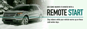 WOW 2 WAY REMOTE STARTER INSTALLED FOR 380 ONLY !!