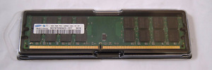 Samsung 4GB memory- Desktop AMD CPU Only PC2-6400U (2 available)