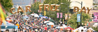 Festival Volunteers Needed - Car Free Day Vancouver